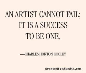 an-artist-cannot-fail