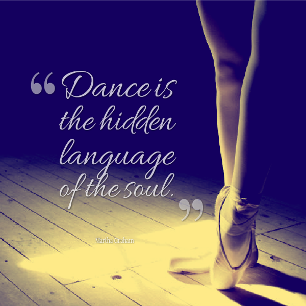 Dance-Quotes
